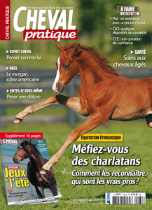 Cheval Pratique n°268 - Photographies de Pascal Lahure