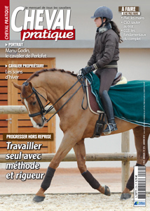 Article et Photos de Pascal LAHURE - Cheval Pratique 274