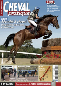 Cheval Pratique n°279 - Photographies de Pascal LAHURE